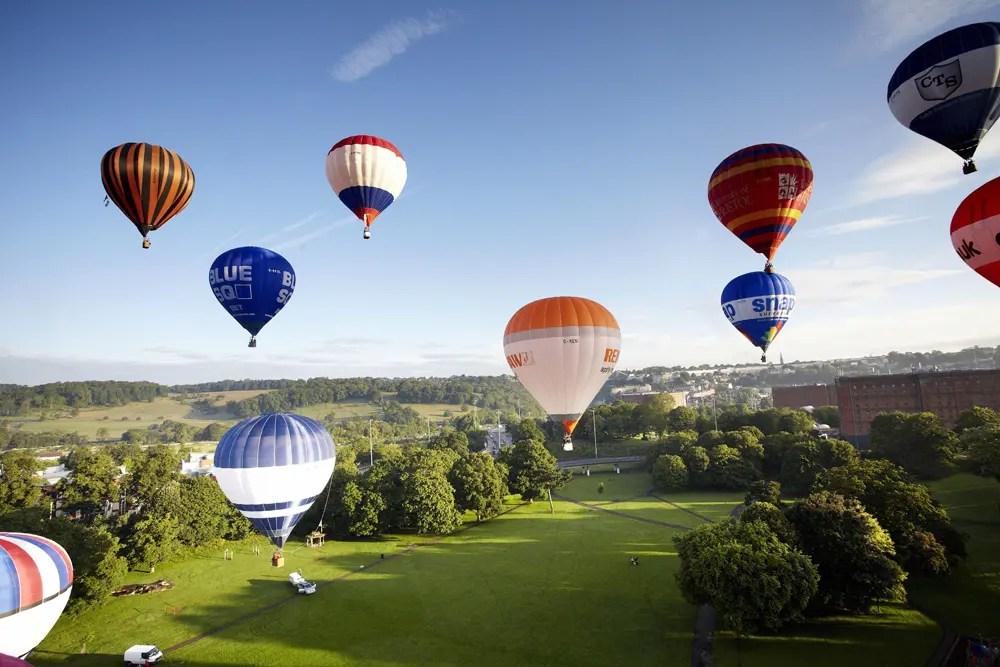 Bristol International Balloon Fiesta 2014