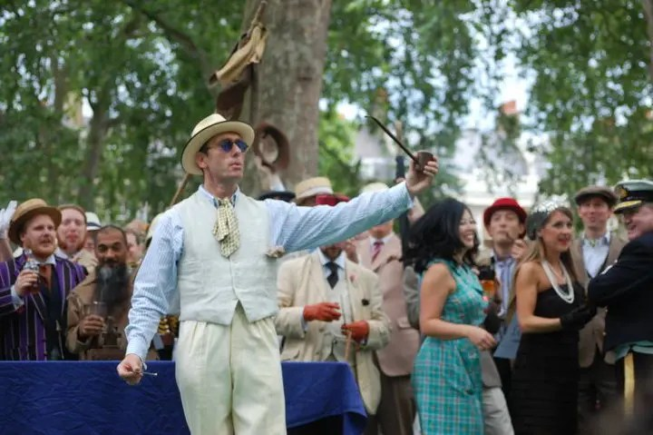 Chap Olympiad 2014 - London