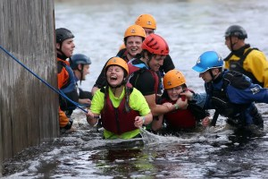 River Rat Race - London