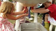 Stock Gaylard Oak Fair 2014 - Dorset - Dike & Son