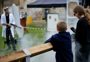 Big Bang Weekend - Royal Gunpowder Mills