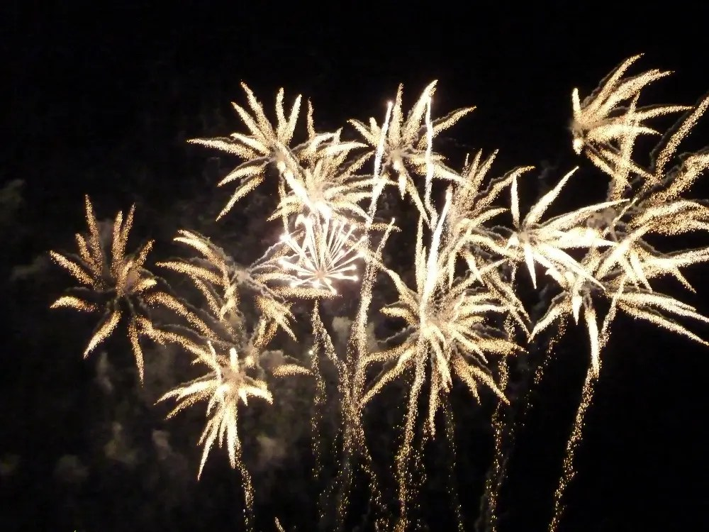 British Firework Championships - Plymouth - Contrary Life