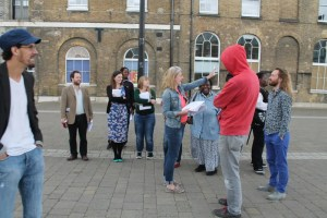 GLYPT - Mother Courage and Her Children - Woolwich