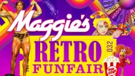 Roll up! Roll up! For the retro funfair in Chelsea