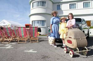 Vintage by the Sea - Morecambe - Photo: Emma Sudall