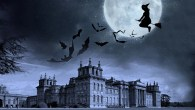 Halloween entertainment at Blenheim Palace