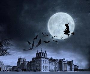 Halloween - Blenheim Palace - Oxfordshire