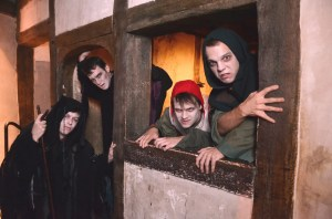 Terrible Tales - The Canterbury Tales - Halloween