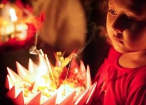 Festival of Lights - An Creagan - Northern Ireland