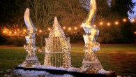 A spectacular evening of light, fire and ice at Luminaries Woburnensis