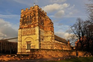 Churches Conservation Trust - Northampton St Peter's
