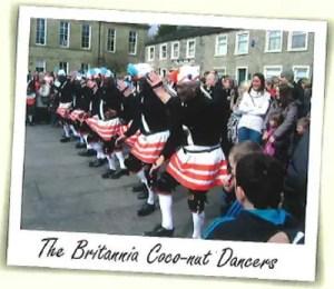 Bacup Britannia Coconut Dancers