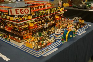 Yorkshire Brick Show 2015 - LEGO exhibition
