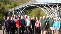 Forgotten heritage, pubs and mindfulness at Ironbridge Gorge Walking Festival