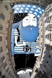 Thomas Lamadieu - Sky Art Project - Pick Me Up Festival