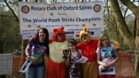 Head to Oxfordshire for the World Pooh Sticks Championships