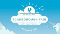 Are you going to Scarborough Fair Festival… in London