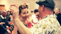 Pop up barber shops and swing competitions at York's Festival of Vintage