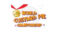 See 2000 pies being thrown in Kent at the World Custard Pie Championships