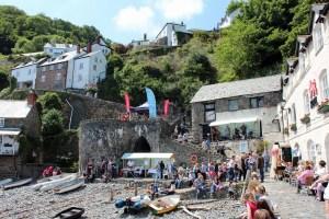 Clovelly Seaweed Festival 2016