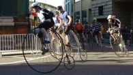 London Nocturne - Penny Farthing Race