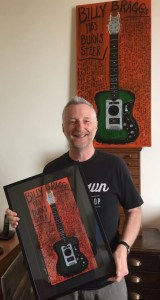 Star Boot Sale - London - Billy Bragg album