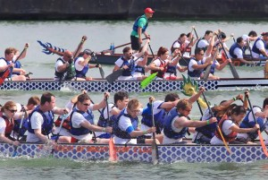London Dragon Boat Festival 2016 - Photo: Paul Keene
