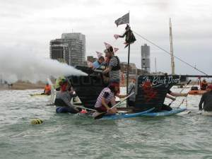 Paddle Round The Pier 2016 - Brighton