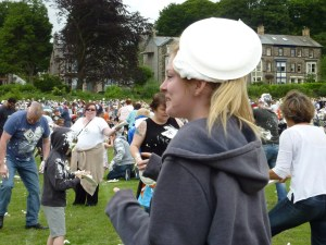 Another Fine Fest - Pie Fight