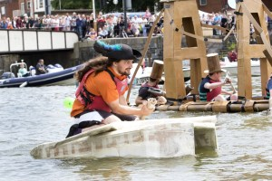 Bristol Harbour Festival 2016