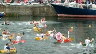 Isle of Man's bonkers bath race
