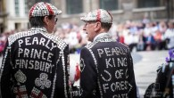 Join London's Pearly Kings and Queens for a Harvest Festival