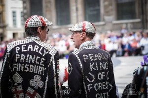 London Pearly Kings and Queens Society - Adrian Scarbrough Photography
