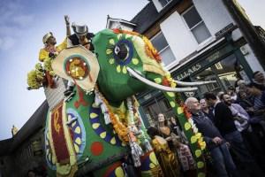Parade - Chagford Film Festival - Photo © Simon Blackbourn