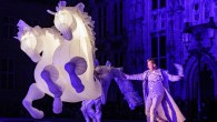 La Compagnie des Quidams - Bournemouth Arts by the Sea Festival