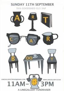 Art Car Boot - SVA Goods Shed - Stroud