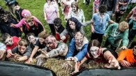 Outrun the zombies in this 5K with a difference