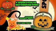 Spooky Dash - Halloween 2016 - Nottingham