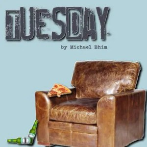 Tuesday - White Bear Theatre - London