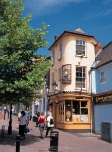The Nutshell pub - Bury St Edmunds Suffolk - Visit Britain