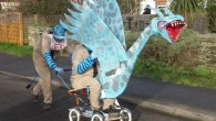 Pagham Pram Race 2016 - West Sussex - Boxing Day
