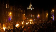 Stonehaven Fireball Ceremony (Photo copyright: Stonehaven Fireballs Association)