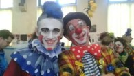 London's unique church service for clowns