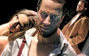 Crime & Punishment - Arrows & Traps Theatre - Brockley Jack Studio Theatre