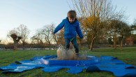 Make a splash at the Puddle Jumping Championships