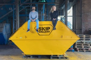 Skip Gallery - London - Catherine Borowski and Lee Baker