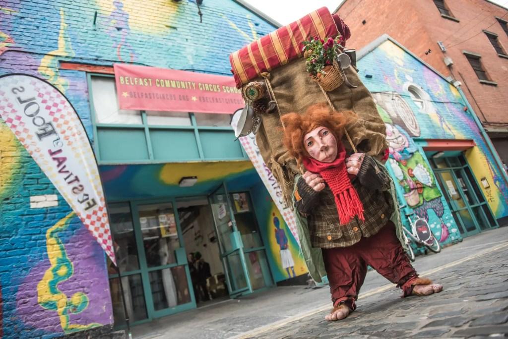 Festival of Fools 2017 - Belfast