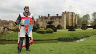 Dragons and medieval games this St George's Day