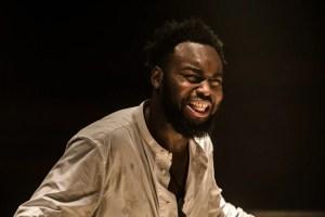 Abraham Popoola - Othello - Photo: The Other Richard
