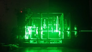 Project Nimbus - Laser Zoopraxiscope - Dave Lynch